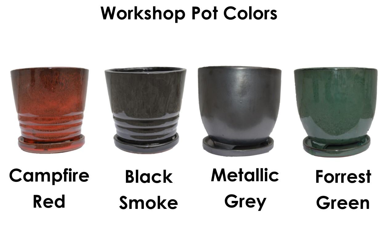 Chesterland Pot Planter Color Selection