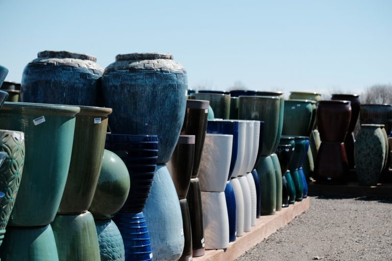 Colorful Pottery Near Me