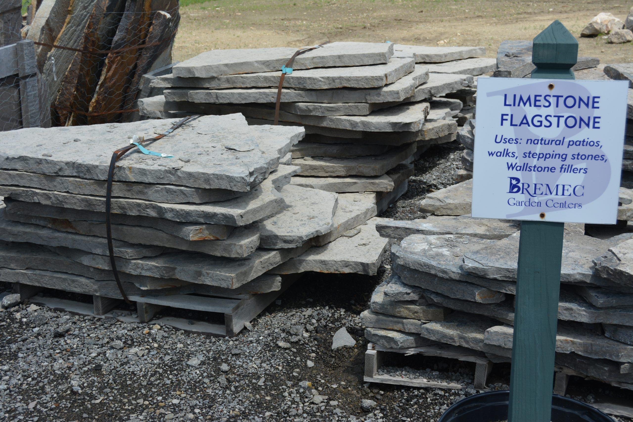 Limestone Flagstone