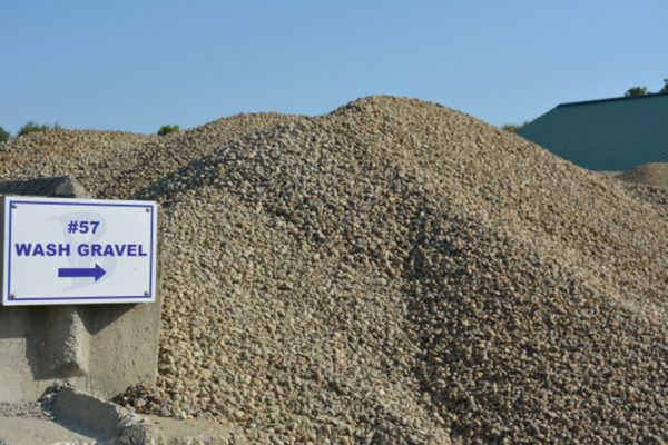 #57 Washed Gravel