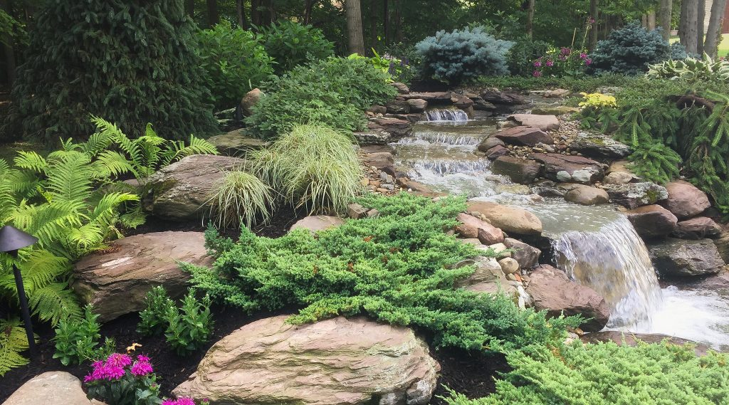 Landscape Design Water Feature