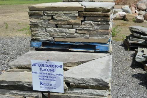 Antique Sandstone Flagging