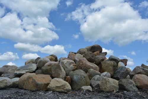 Assorted Boulders