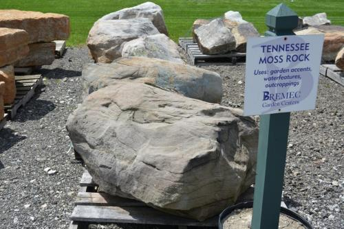 Tennessee Moss Rock