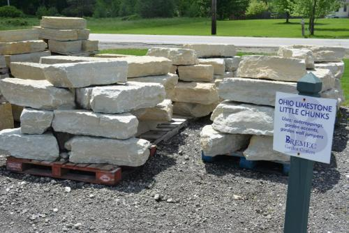 Ohio Limestone Little Chunks