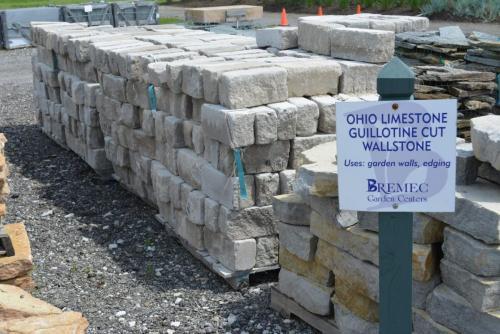Ohio Limestone Guillotine Cut Limestone